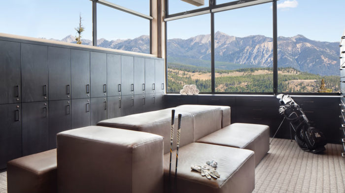 Lavish New Clubhouse By Montana's Yellowstone Club 9