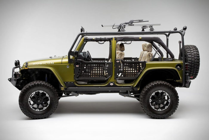Off-Road Vehicle Upgrades By Body Armor 4x4 1