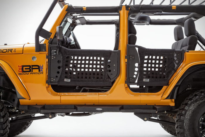 Off-Road Vehicle Upgrades By Body Armor 4x4 6