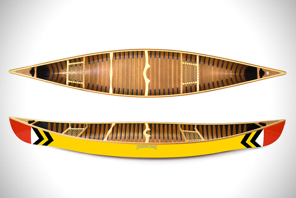 Prospector Canoe By Sanborn Goes Into Production 1