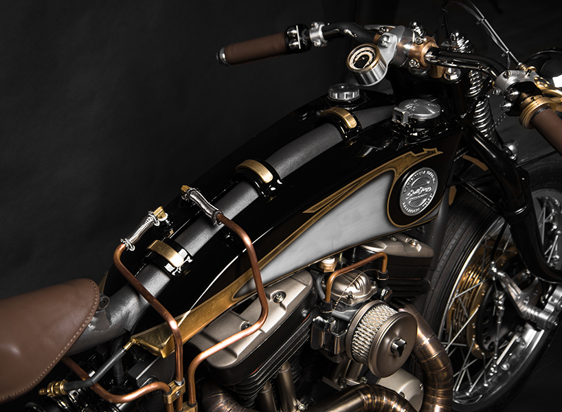 South Garage Harley Davidson Sportster 883 Opera 2