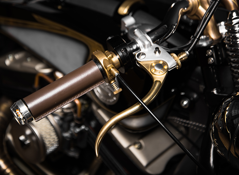 South Garage Harley Davidson Sportster 883 Opera 3