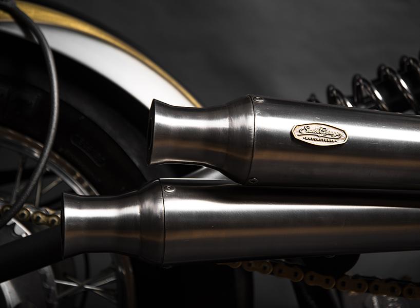 South Garage Harley Davidson Sportster 883 Opera 4