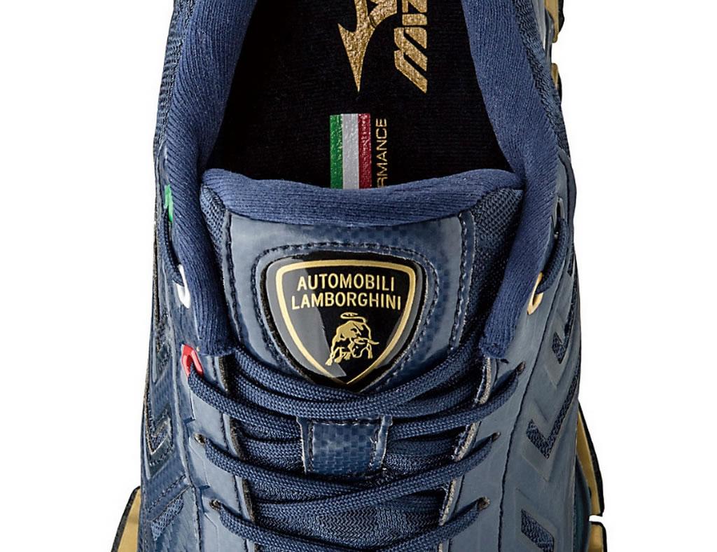 Tenjin Wave 2 Running Shoe By Lamborghini And Mizuno 1