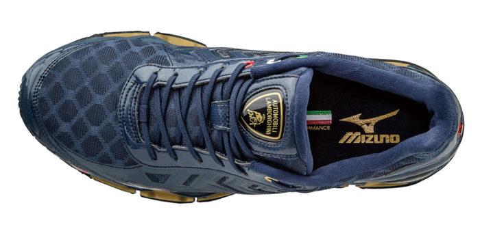 Tenjin Wave 2 Running Shoe By Lamborghini And Mizuno 3