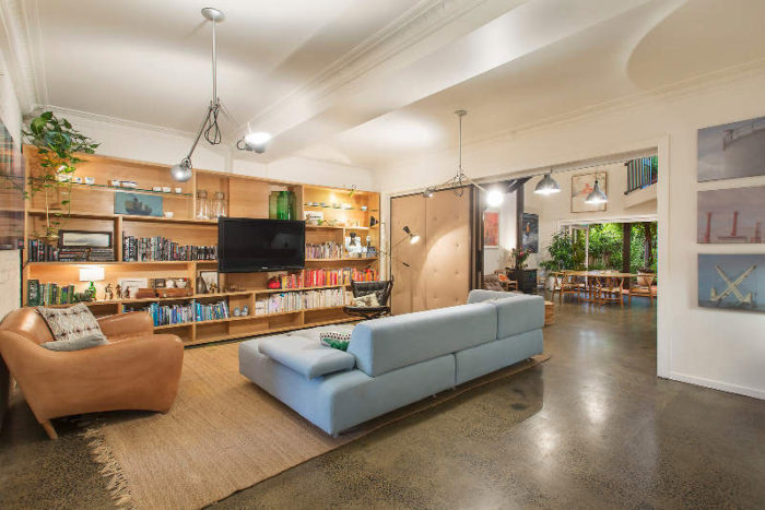 This Home Used To Be A Warehouse In Melbourne, Australia 1