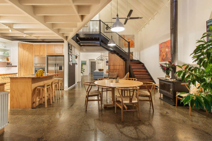 This Home Used To Be A Warehouse In Melbourne, Australia 3