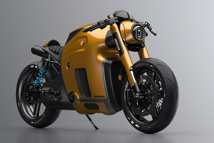What If Koenigsegg Decided To Make A Motorcycle 2