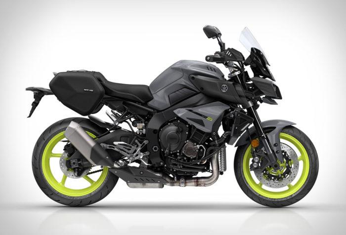 Yamaha MT-10 Tourer Edition 1
