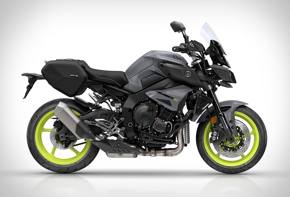 Yamaha MT-10 Tourer Edition 1