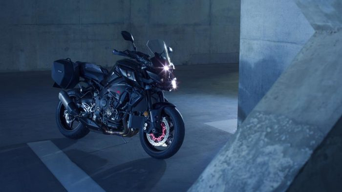Yamaha MT-10 Tourer Edition 11