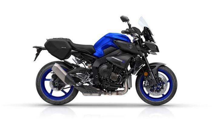 Yamaha MT-10 Tourer Edition 2