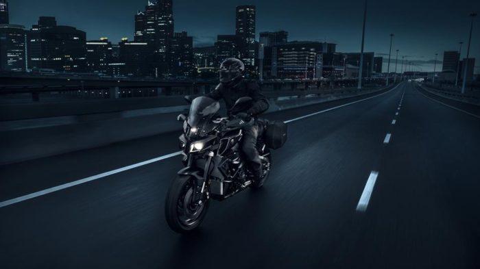 Yamaha MT-10 Tourer Edition 6