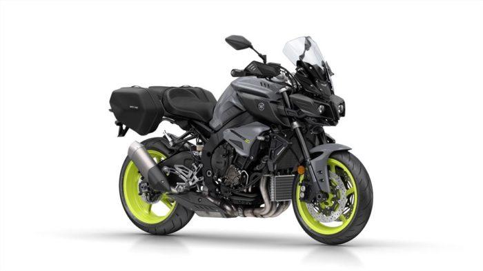 Yamaha MT-10 Tourer Edition 8