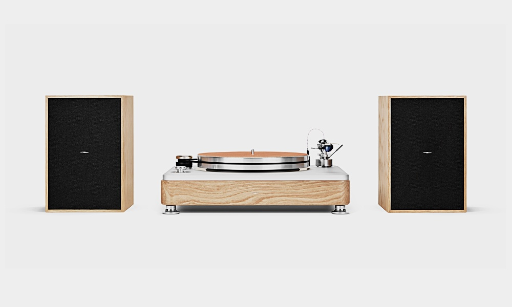 Awesome Shinola Bookshelf Speakers 1