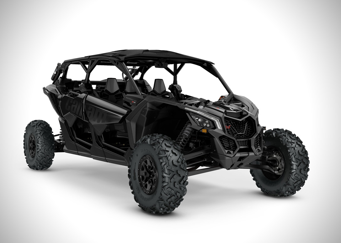 Maverick X3 Max Vehicle By Can Am 1