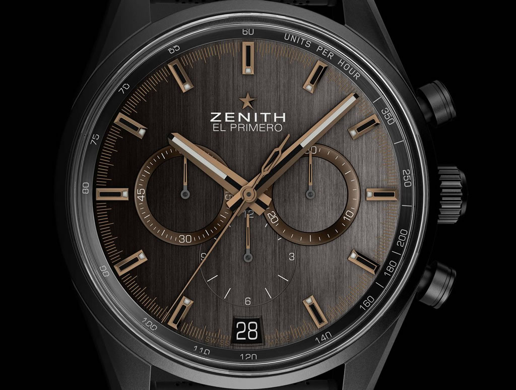Zenith Honors The Range Rover Velar With A New Chronomaster 1