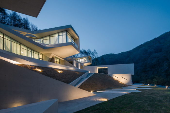 Fabulous Modern Home In Hongcheon, South Korea 10