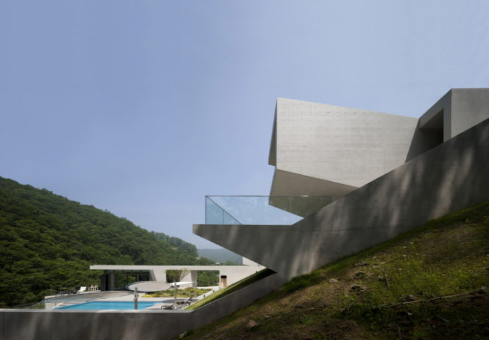 Fabulous Modern Home In Hongcheon, South Korea 4