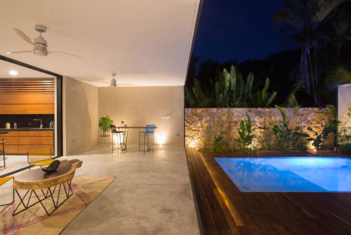 Modern Home In Mexico By FGO-Arquitectura 16