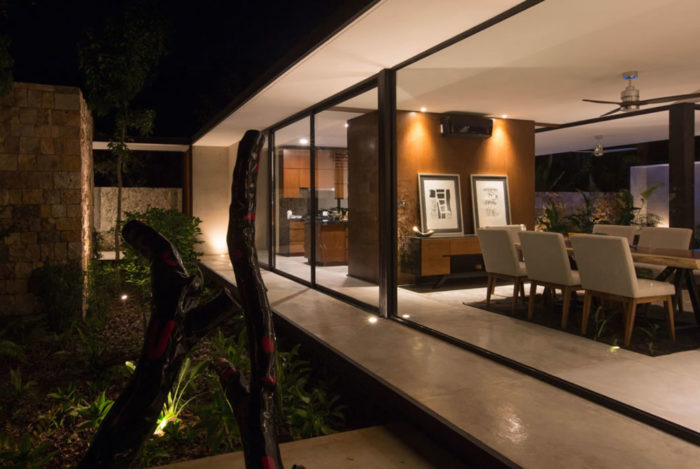 Modern Home In Mexico By FGO-Arquitectura 18