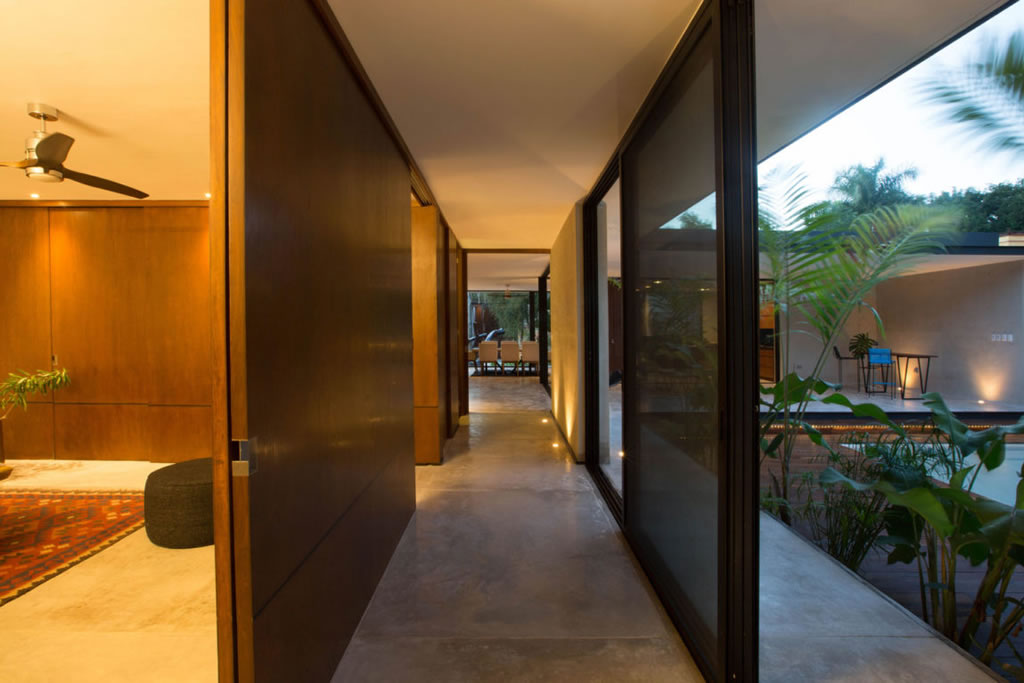 Modern Home In Mexico By FGO-Arquitectura 7