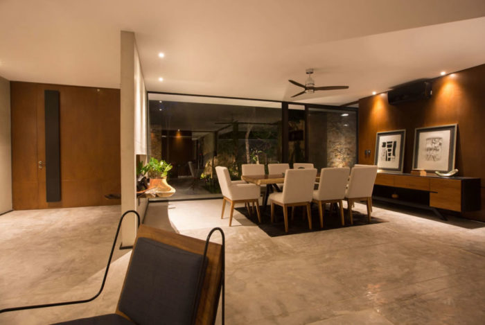 Modern Home In Mexico By FGO-Arquitectura 9