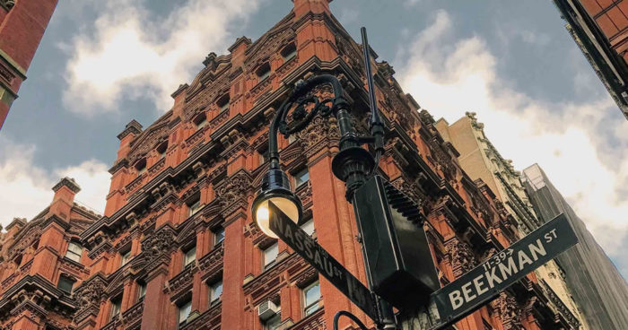 The Beekman Hotel 1