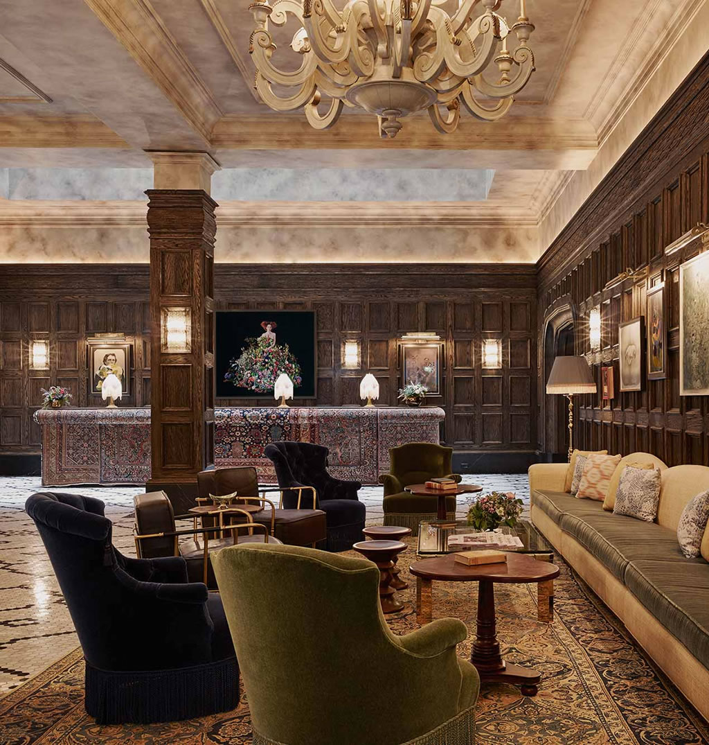 The Beekman Hotel 3