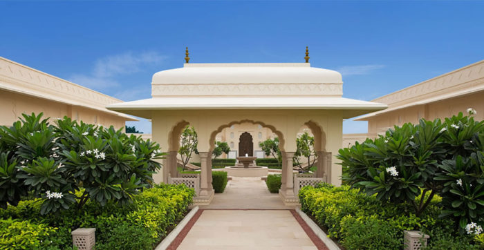 The Oberoi Sukhvilas Resort & Spa 1