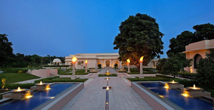The Oberoi Sukhvilas Resort & Spa 3
