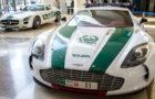 Aston Martin One-77 Dubai Police Car