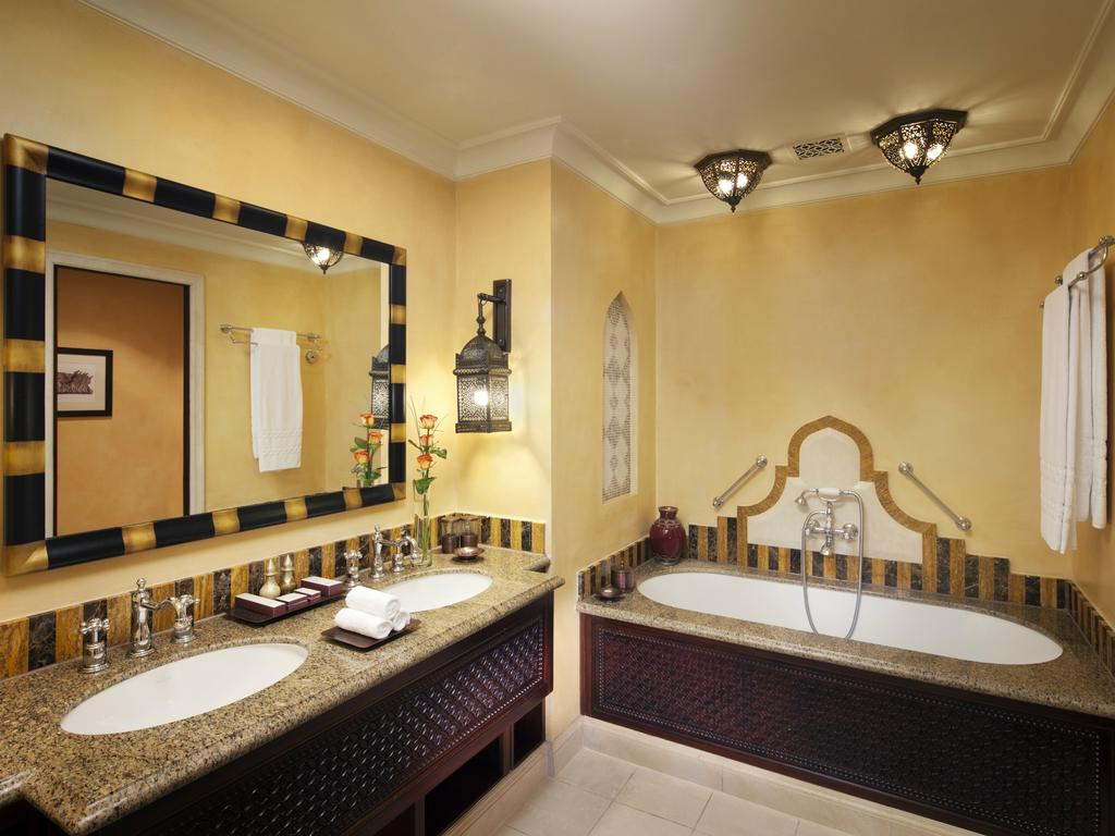 Madinat Jumeirah, Bathroom