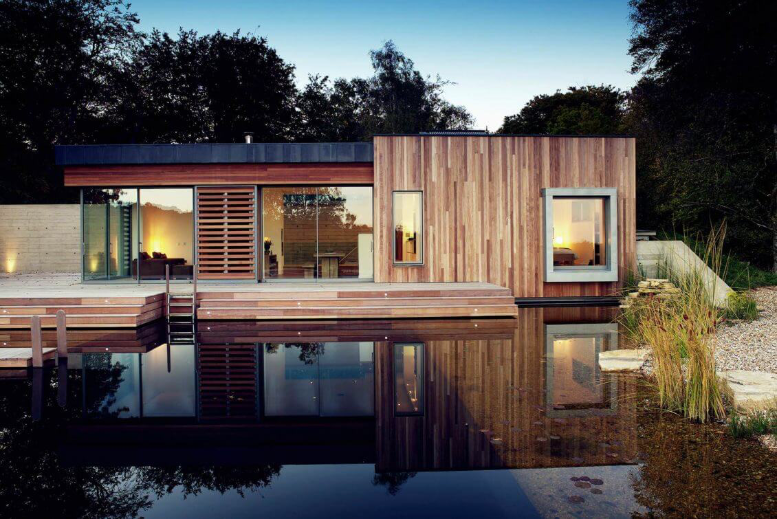 Going Eco-friendly on a Luxury build can save you money