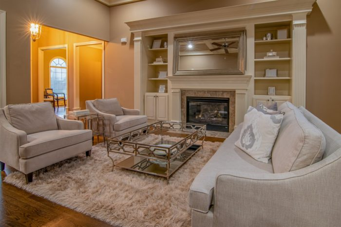 Get Cozy: 5 Reasons Every Luxury Home Needs An Electric Fireplace