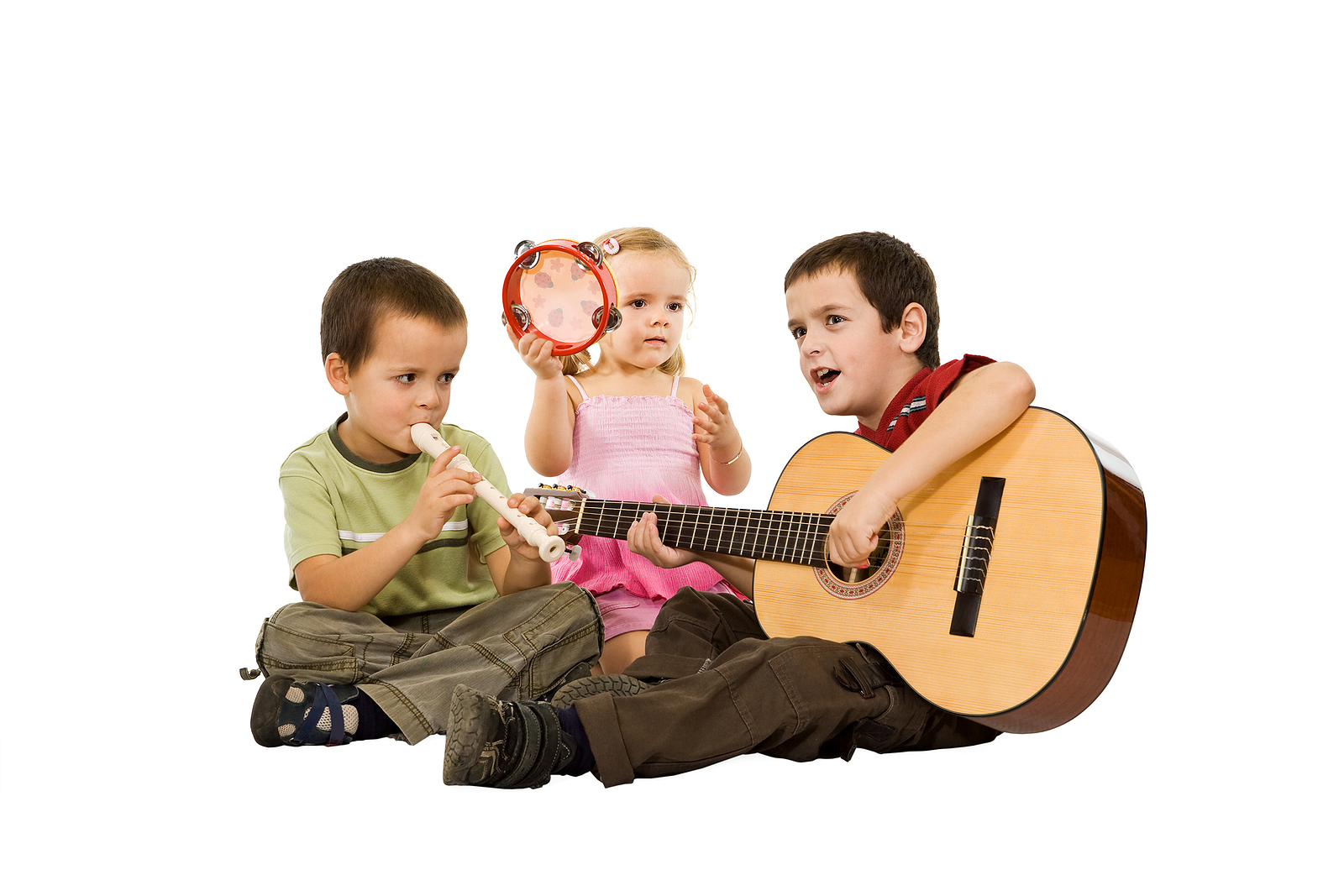 6 Benefits of Getting Your Children Involved in Music