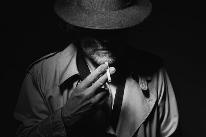 investigator in the dark