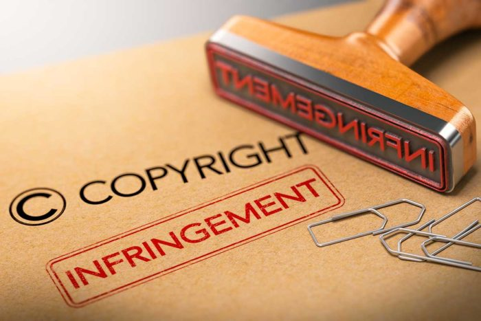 Infringement Investigation