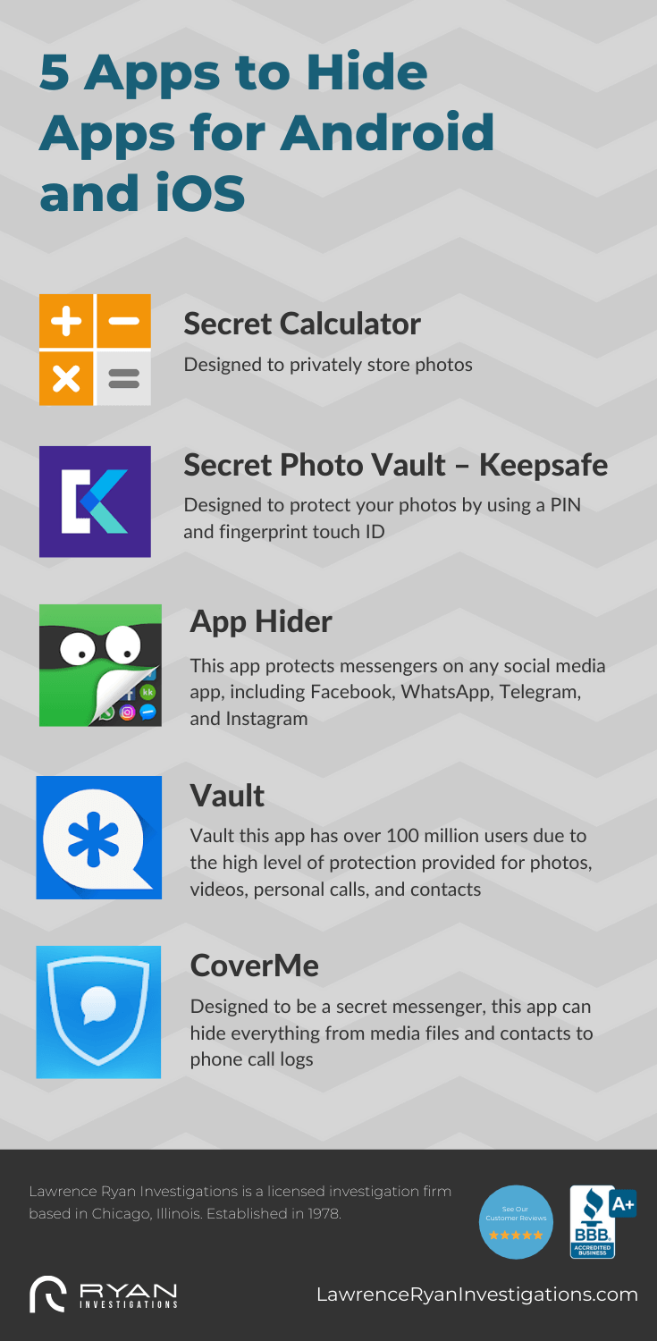 Quickly Learn How to Find Hidden Apps for Android and iPhone