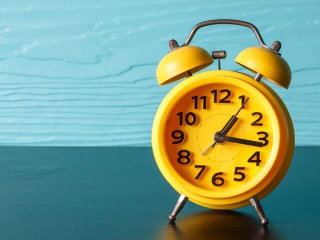 alarm clock cameras