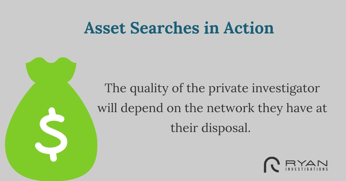 Asset Searches in Action