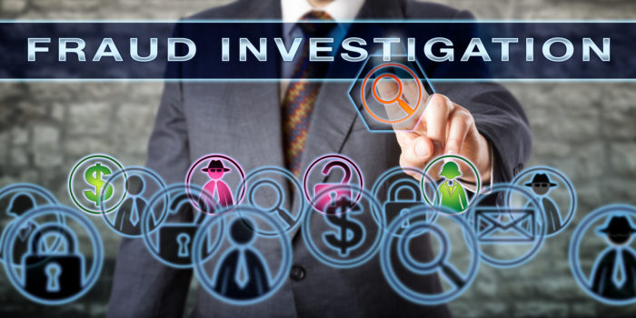 Fraud Investigator