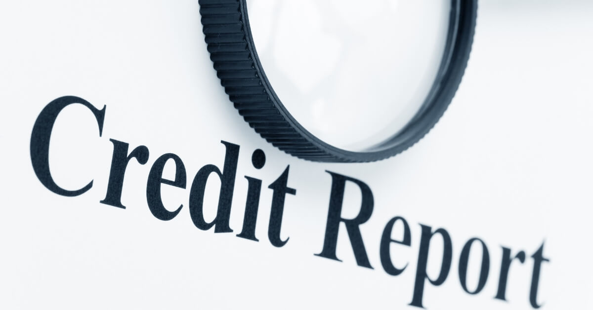 Get the credit reports