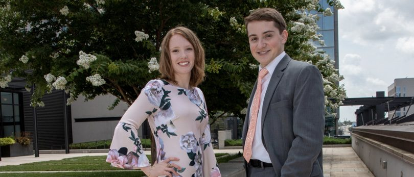 National Patient Ambassadors Madelyn and Cristian