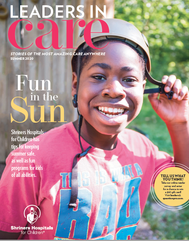 Summer 2020 Leaders in Care Magazine for download