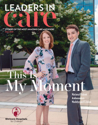 Fall 2019 Leaders in Care Magazine for download