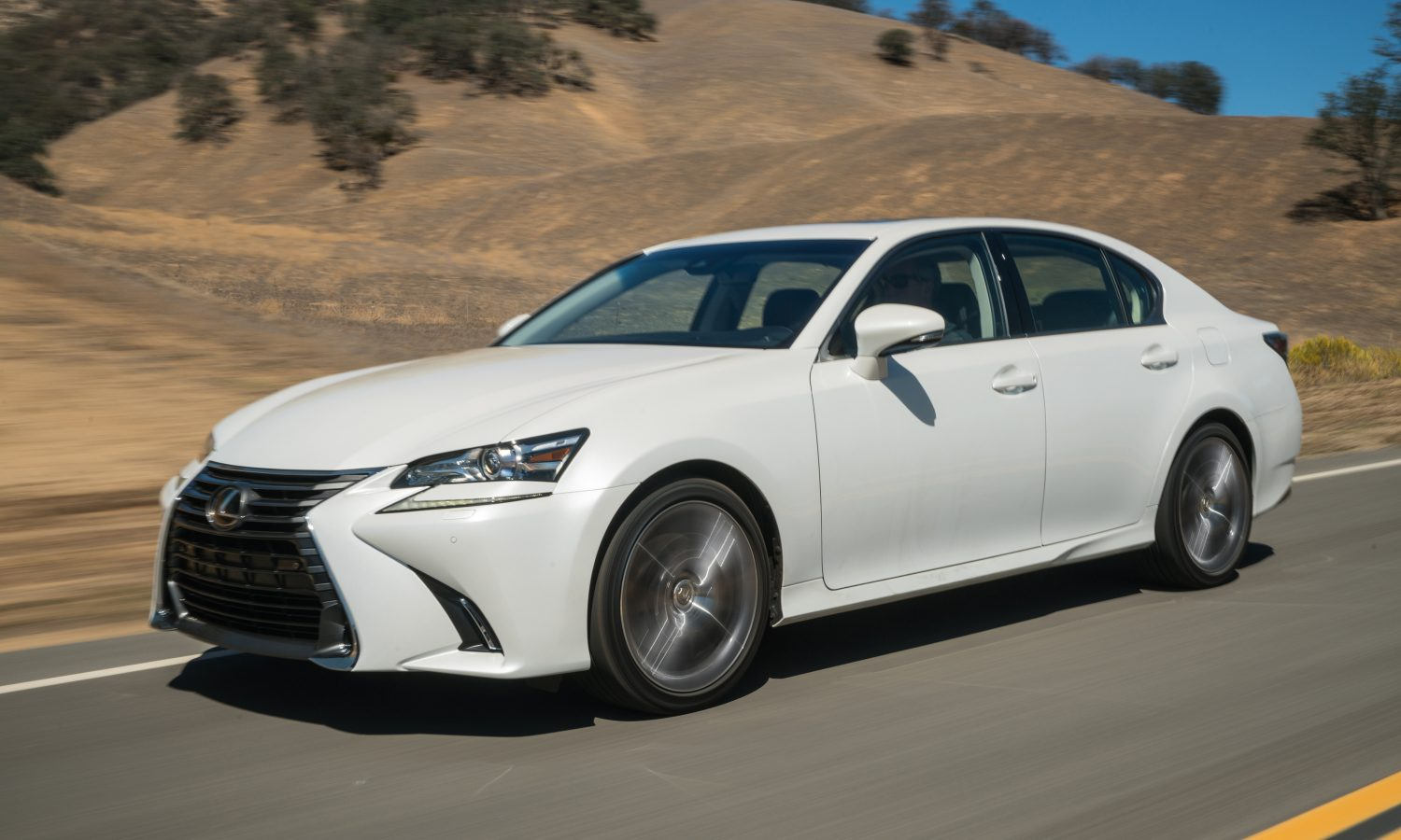 2016 Lexus GS 200t / GS 350 Product Information