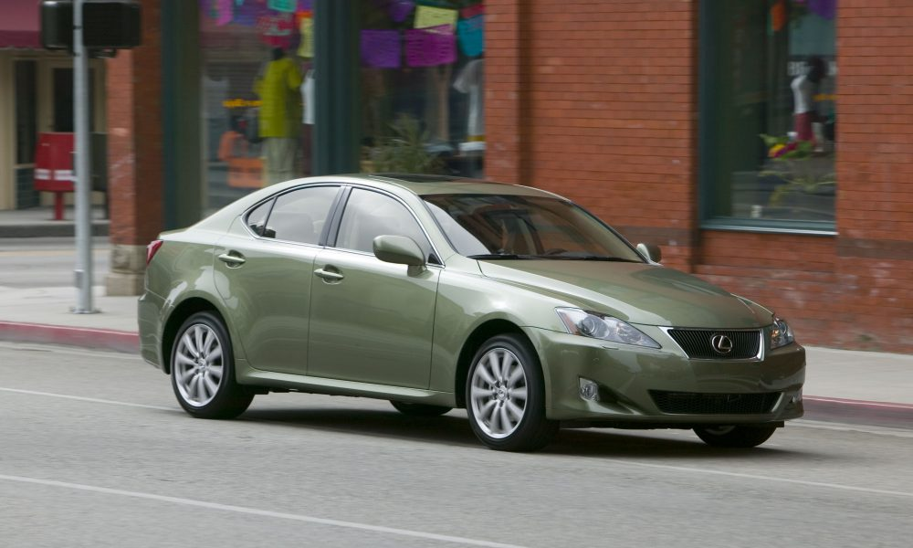 Lexus IS Icons: 2006 Lexus IS 250
