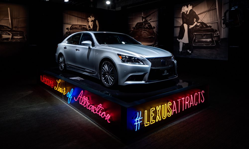 2013 Lexus LS Reveal – 2012 World Premiere 001