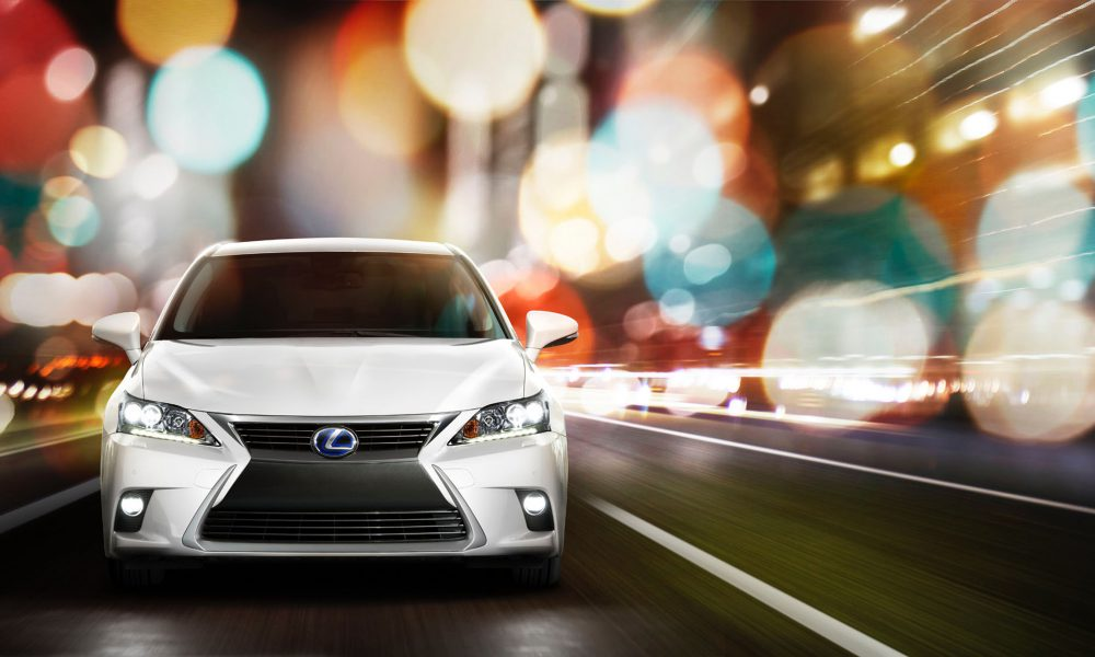 2014 Lexus CT 200h Shows its Full Face at Guangzhou Motor Show